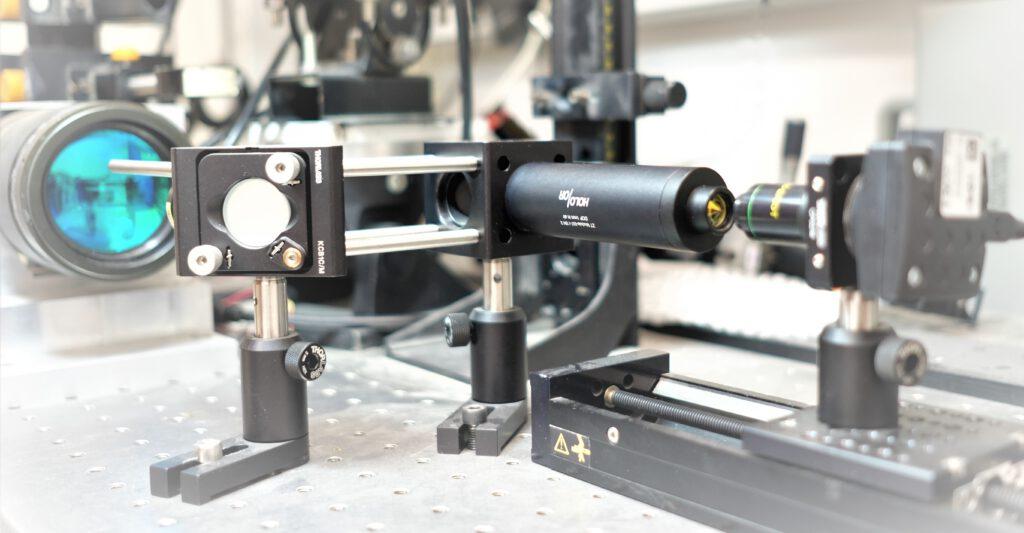 DeepCleave光学设置