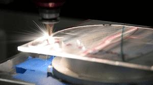 激光玻璃切割
